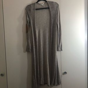 Bozzolo long cardigan in size Small